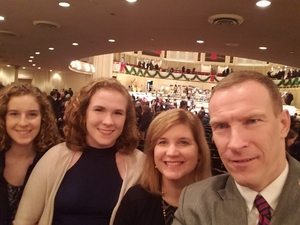 Robert attended The Inextinguishable Symphony - Tracking Attendance - Presented by the Chicago Symphony Orchestra on Dec 8th 2018 via VetTix