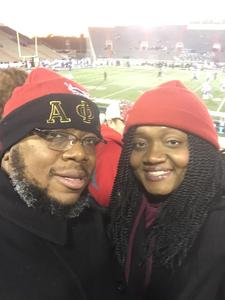 Fred attended 2018 Dollar General Bowl - Sun Belt Conference vs. Mid-american Conference on Dec 22nd 2018 via VetTix
