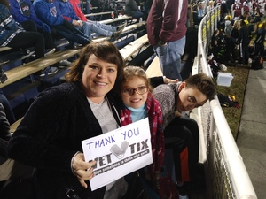 Brian attended 2018 Dollar General Bowl - Sun Belt Conference vs. Mid-american Conference on Dec 22nd 2018 via VetTix