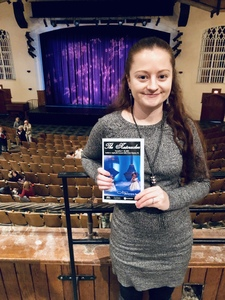 Vanessa attended The Nutcracker Performed by the Brandywine Ballet - Saturday Matinee on Dec 8th 2018 via VetTix