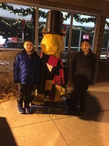 Marc attended A Christmas Carol - Friday on Nov 30th 2018 via VetTix