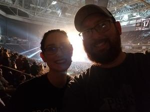 Rich attended Q103 Presents Five Finger Death Punch and Breaking Benjamin - Heavy Metal on Dec 10th 2018 via VetTix
