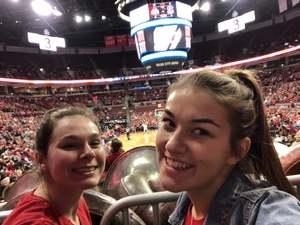 Michael attended Ohio State Buckeyes vs. South Carolina State Bulldogs - NCAA Men's Basketball on Nov 18th 2018 via VetTix