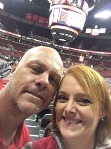 Greg attended Ohio State Buckeyes vs. South Carolina State Bulldogs - NCAA Men's Basketball on Nov 18th 2018 via VetTix