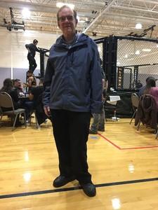 Paul attended Cagezilla 53 - Live Mixed Martial Arts on Dec 15th 2018 via VetTix