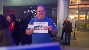 Brian attended America Salutes You: Guitar Legends for Heroes II on Dec 2nd 2018 via VetTix