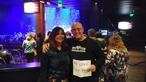 DEAN attended America Salutes You: Guitar Legends for Heroes II on Dec 2nd 2018 via VetTix