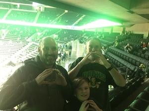 Eric attended Oregon Ducks vs. Boise State - NCAA Men's Basketball on Dec 15th 2018 via VetTix