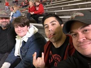 Kevin attended University of New Mexico Lobos vs. University of Colorado Buffaloes - NCAA Men's Basketball on Dec 11th 2018 via VetTix