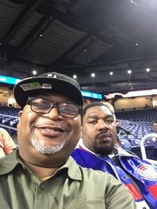 Stanley Williams attended MAC Championship Game - NCAA College on Nov 30th 2018 via VetTix
