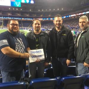 Dario attended MAC Championship Game - NCAA College on Nov 30th 2018 via VetTix