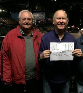 Ron S.  Mesa, AZ attended An Evening With Petula Clark on Nov 30th 2018 via VetTix