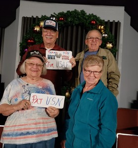Patricia attended An Evening With Petula Clark on Nov 30th 2018 via VetTix