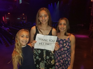 Duane attended So You Think You Can Dance Live! 2018 - Pop on Nov 23rd 2018 via VetTix