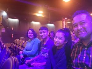 Adrian attended So You Think You Can Dance Live! 2018 - Pop on Nov 23rd 2018 via VetTix