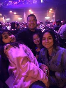 Rosalinda attended So You Think You Can Dance Live! 2018 - Pop on Nov 23rd 2018 via VetTix