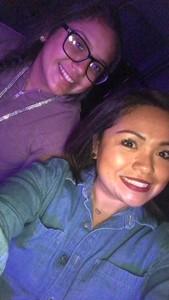 Alejandra attended So You Think You Can Dance Live! 2018 - Pop on Nov 23rd 2018 via VetTix