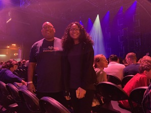 Tommie attended So You Think You Can Dance Live! 2018 - Pop on Nov 23rd 2018 via VetTix