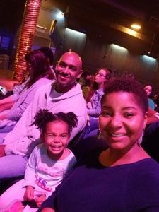 Charles attended So You Think You Can Dance Live! 2018 - Pop on Nov 23rd 2018 via VetTix