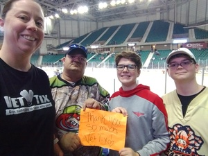 Click To Read More Feedback from Topeka Pilots vs Shreveport Mud Bugs - NAHL