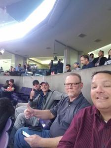 Octavio attended Phoenix Suns vs. Indiana Pacers - NBA on Nov 27th 2018 via VetTix