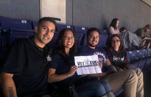 Carlos attended Phoenix Suns vs. Indiana Pacers - NBA on Nov 27th 2018 via VetTix