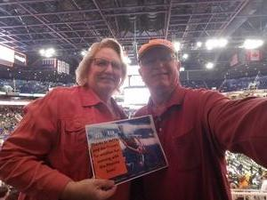 Randell attended Phoenix Suns vs. Indiana Pacers - NBA on Nov 27th 2018 via VetTix