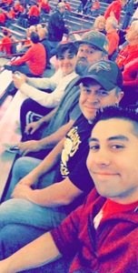 Kevin attended University of New Mexico Lobos vs. Central Arkansas - NCAA Men's Basketball on Dec 16th 2018 via VetTix