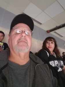 John attended San Antonio Spurs vs. LA Clippers - NBA on Dec 13th 2018 via VetTix