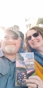 David attended Lockhead Martin Armed Forces Bowl - NCAA Football on Dec 22nd 2018 via VetTix