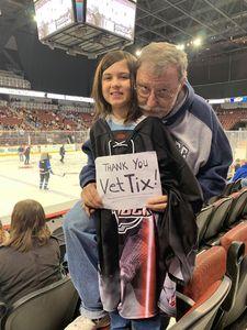 Click To Read More Feedback from Wichita Thunder vs Tulsa Oilers - ECHL