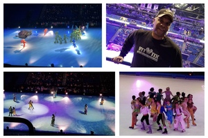 JOE-LEE attended Disney on Ice Celebrates 100 Years of Magic on Jan 9th 2019 via VetTix