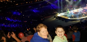 patricia attended Marvel Universe Live! Age of Heroes on Jan 10th 2019 via VetTix