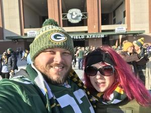 Drake attended Green Bay Packers vs. Atlanta Falcons - NFL on Dec 9th 2018 via VetTix