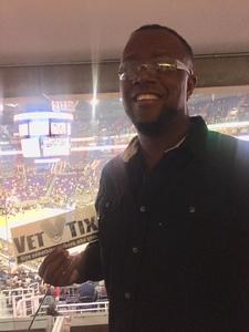 Wm D. Johnson attended Phoenix Suns vs. Los Angeles Clippers - NBA - *** Suite Level Seating *** on Dec 10th 2018 via VetTix
