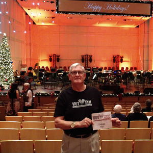 Click To Read More Feedback from The Phoenix Symphony - Holiday Pops - Saturday