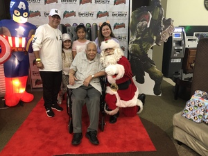 Oscar attended Infinity Toy & Holiday Convention 2018 on Dec 2nd 2018 via VetTix