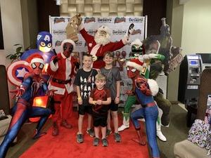 Joseph attended Infinity Toy & Holiday Convention 2018 on Dec 2nd 2018 via VetTix