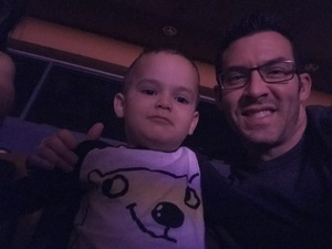 Kyle attended Peppa Piglive! on Dec 11th 2018 via VetTix