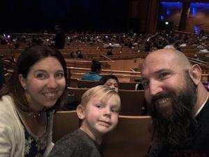 Jeremy E. attended Peppa Piglive! on Dec 11th 2018 via VetTix