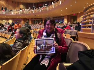 Darlene attended Holiday Pops - Presented by National Philharmonic on Dec 7th 2018 via VetTix