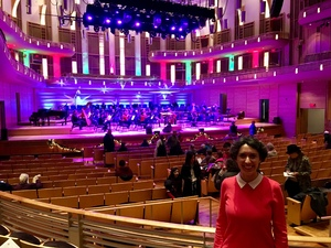 Sarah attended Holiday Pops - Presented by National Philharmonic on Dec 7th 2018 via VetTix