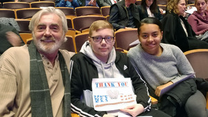 Joey attended Holiday Pops - Presented by National Philharmonic on Dec 7th 2018 via VetTix