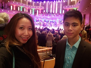 Ann attended Holiday Pops - Presented by National Philharmonic on Dec 7th 2018 via VetTix