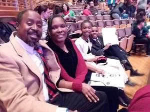 Kenton attended Holiday Pops - Presented by National Philharmonic on Dec 7th 2018 via VetTix