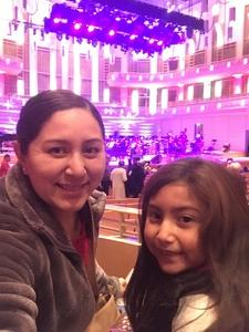 Andria attended Holiday Pops - Presented by National Philharmonic on Dec 7th 2018 via VetTix