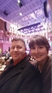 robert attended Holiday Pops - Presented by National Philharmonic on Dec 7th 2018 via VetTix