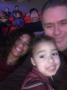 Michael attended Detroit Pistons vs. Philadelphia 76ers - NBA on Dec 7th 2018 via VetTix