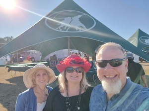 Rhonda attended Boots and Pearls - Polo Match and Hot Air Balloon Festival - Presented by the Victory Cup on Dec 1st 2018 via VetTix