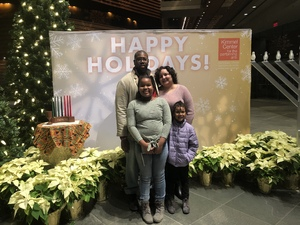 Issicia attended Organ and Brass Christmas - Presented by the Philadelphia Orchestra on Dec 14th 2018 via VetTix